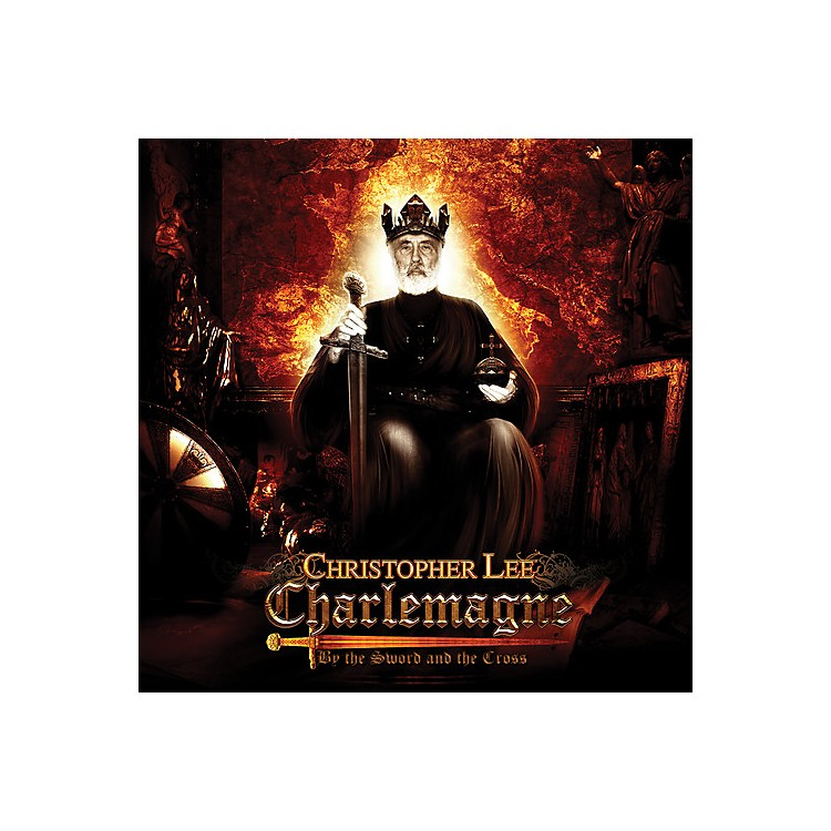 AllianceChristopher Lee - By the Sword & the Cross