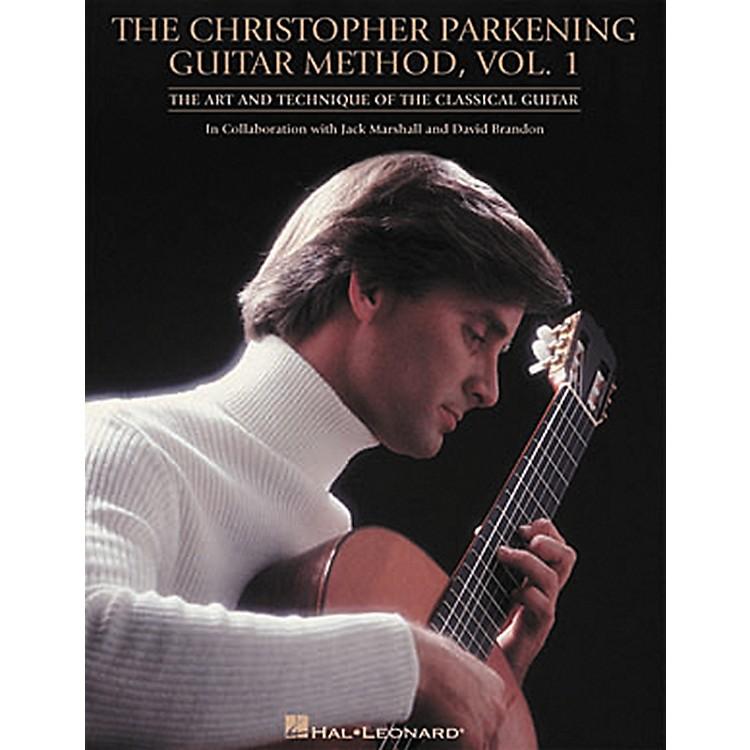 Hal LeonardChristopher Parkening Guitar Method Volume 1