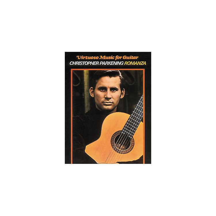 Hal LeonardChristopher Parkening Romanza Classical Guitar Tab Book