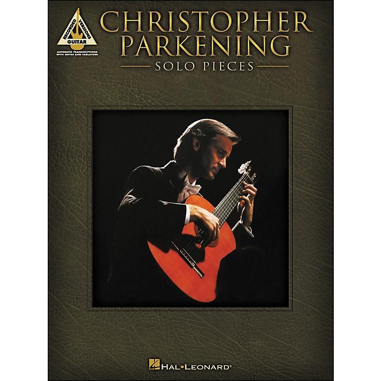Hal LeonardChristopher Parkening Solo Pieces Tab Book