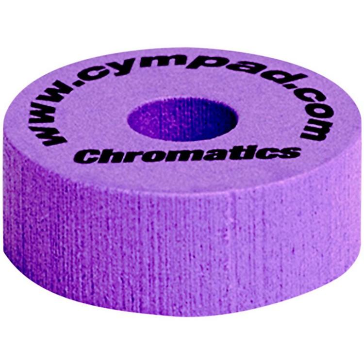 CympadChromatics Foam Cymbal Washer 5-Piece Crash SetPurple