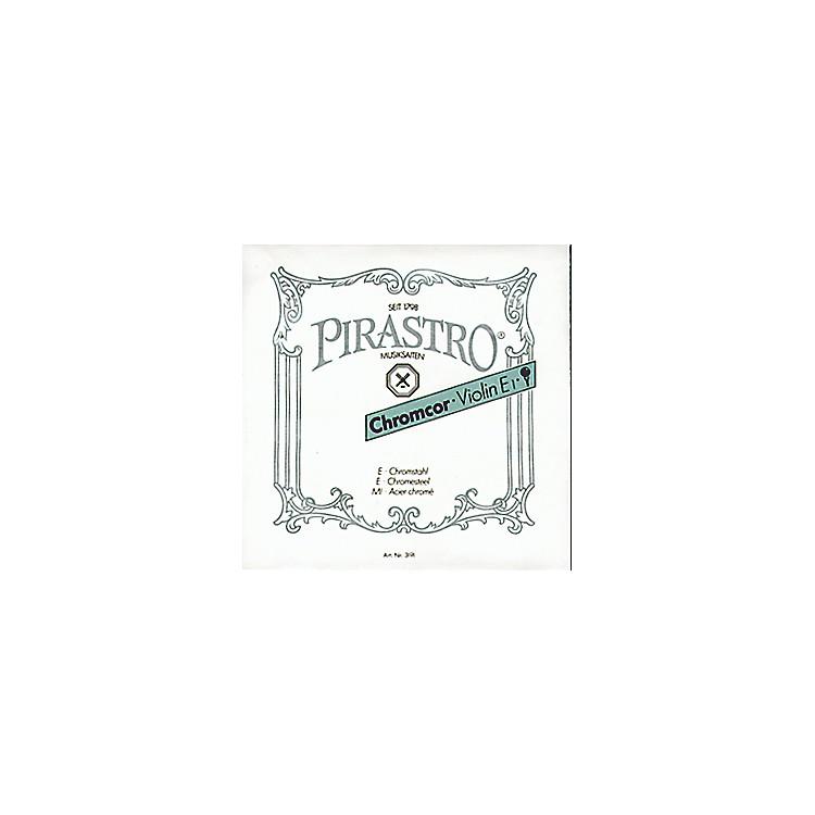 PirastroChromcor Series Violin E String3/4-1/2 Ball End
