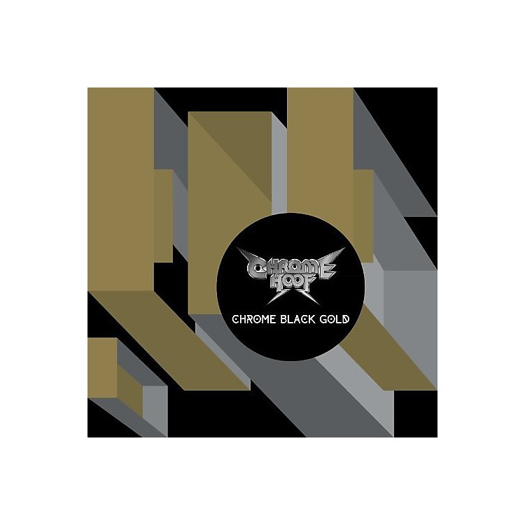 AllianceChrome Hoof - Chrome Black Gold