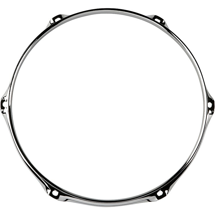 Gibraltar Chrome Tom Drum Hoop 15 in. 8-Lug