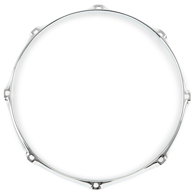 Gibraltar Chrome Tom Drum Hoop 8 in. 5-Lug