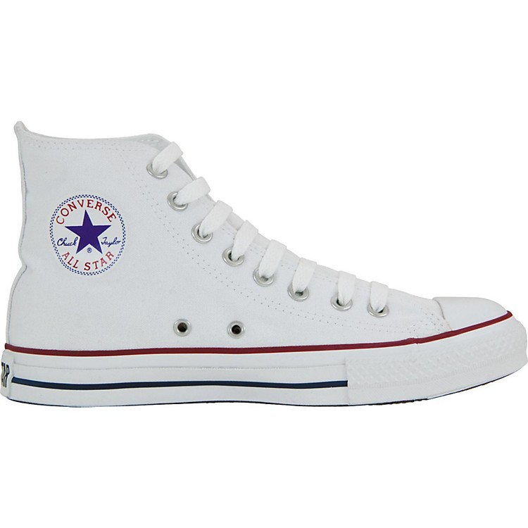 Converse Chuck Taylor All Star Core Hi-Top Optical White Men's Size 10
