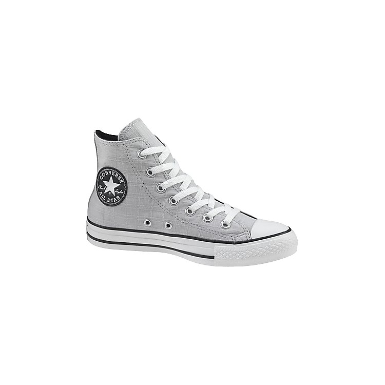Converse Chuck Taylor All Star Denim Hi Top Gray 10