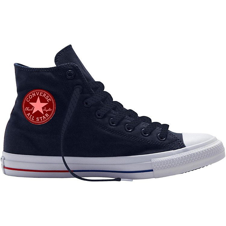 Converse Chuck Taylor All Star Hi Top Dark Navy 7
