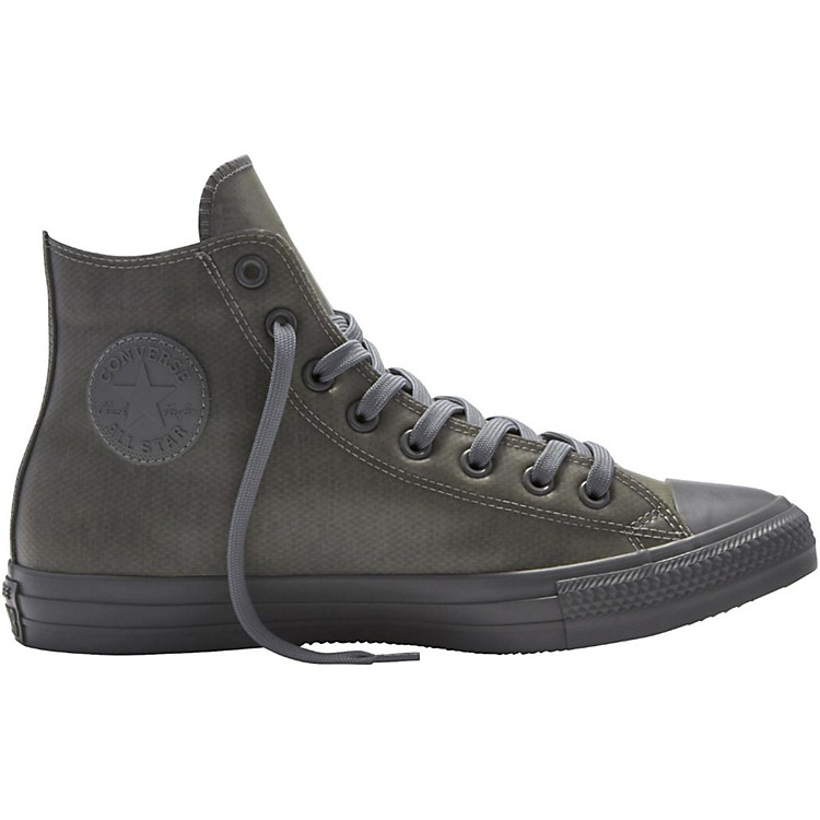 Converse Chuck Taylor All Star Hi Top Grey/Silver 9