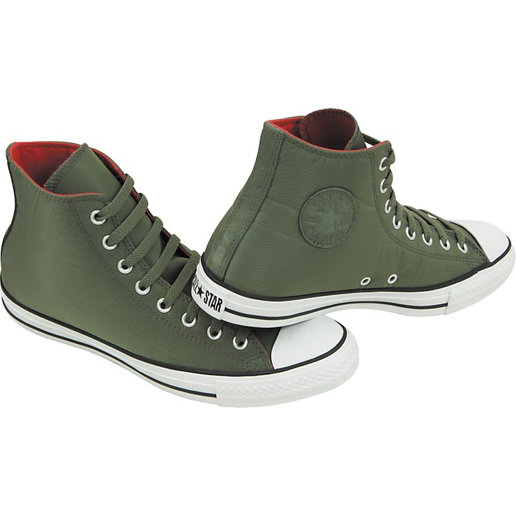Converse Chuck Taylor All Star High Top Nylon Shoes