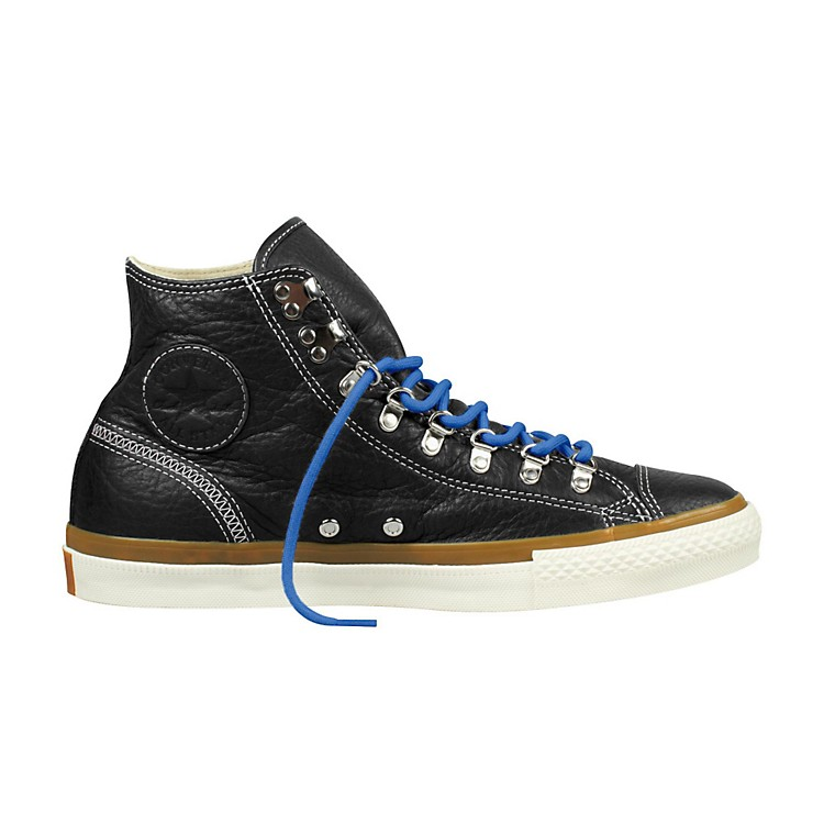 Converse Chuck Taylor All Star Hiker Leather High-Top Black