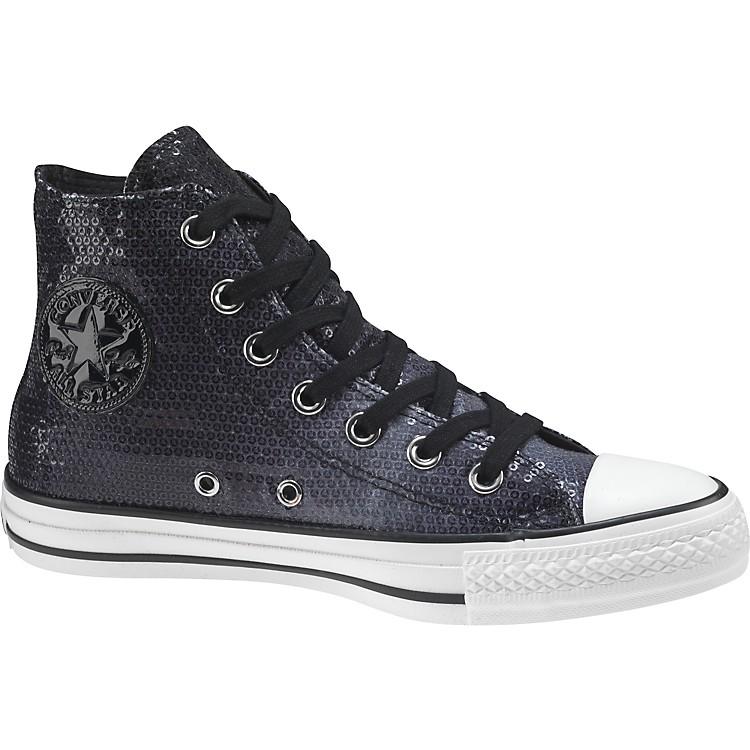 ConverseChuck Taylor All Star Sequins Hi-Top Sneakers (Grey)