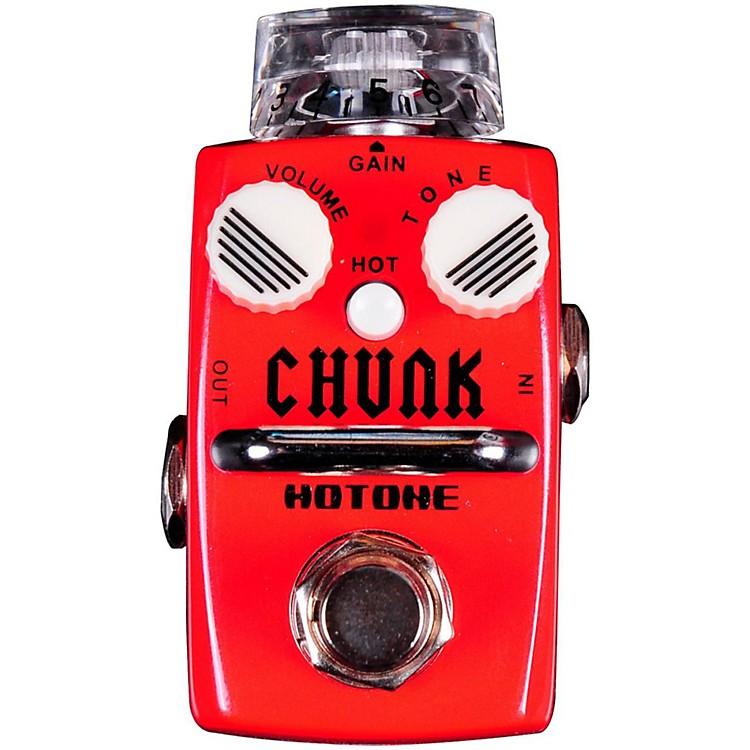 Hotone EffectsChunk Vintage Crunch Skyline Series Guitar Effects Pedal