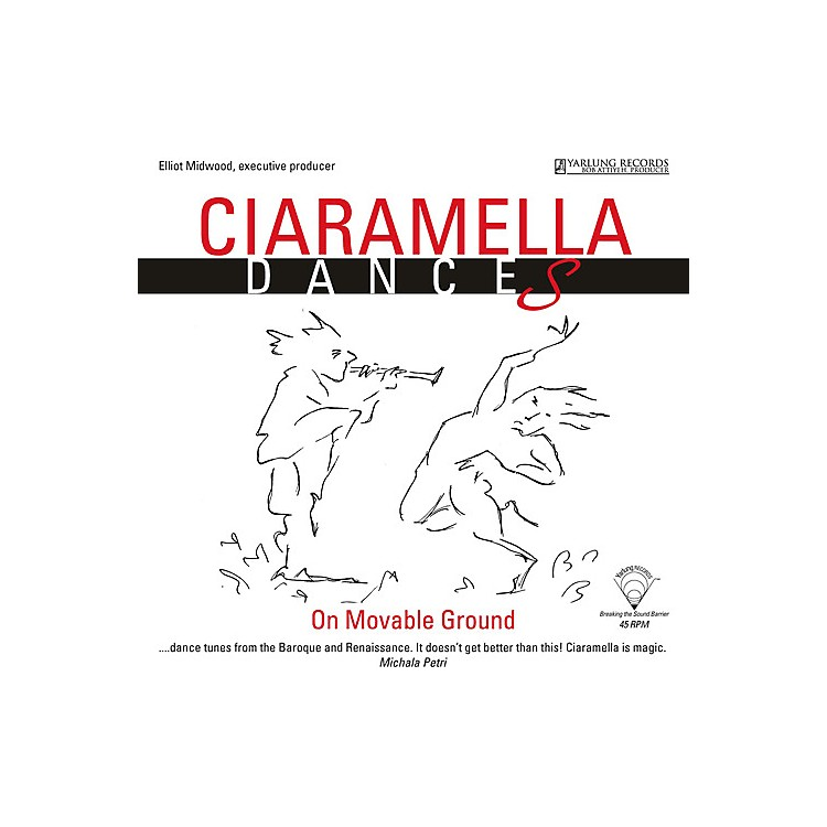 Alliance Ciaramella: Dances on Moveable Ground
