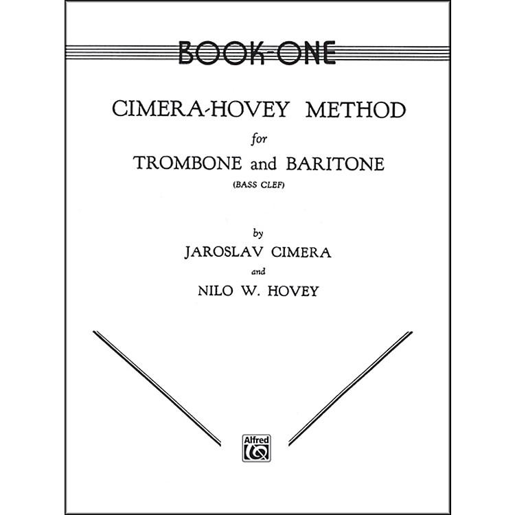 AlfredCimera - Hovey Method for Trombone and Baritone Book I