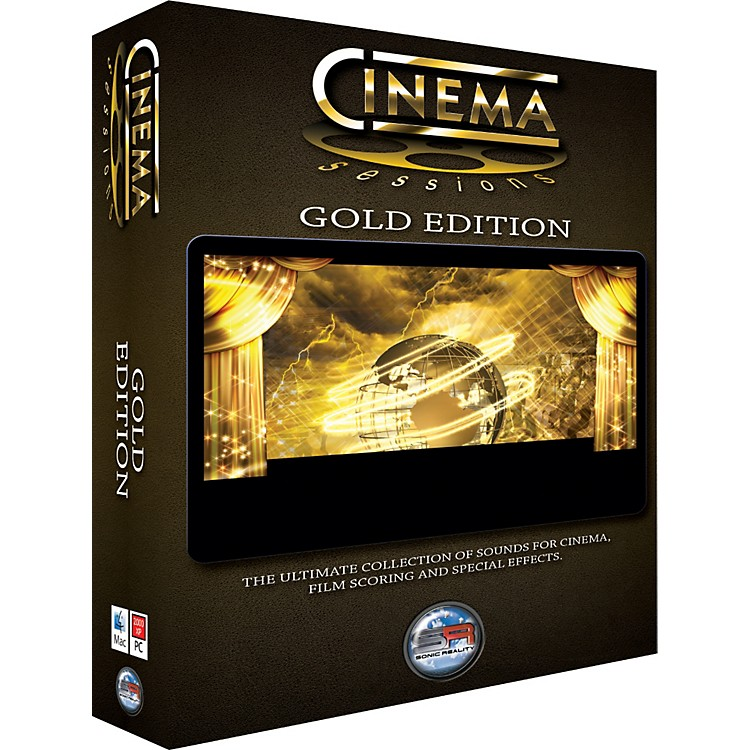 Sonic RealityCinema Sessions: Gold Edition