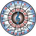 AIM Circle Of Fifths Mousepad