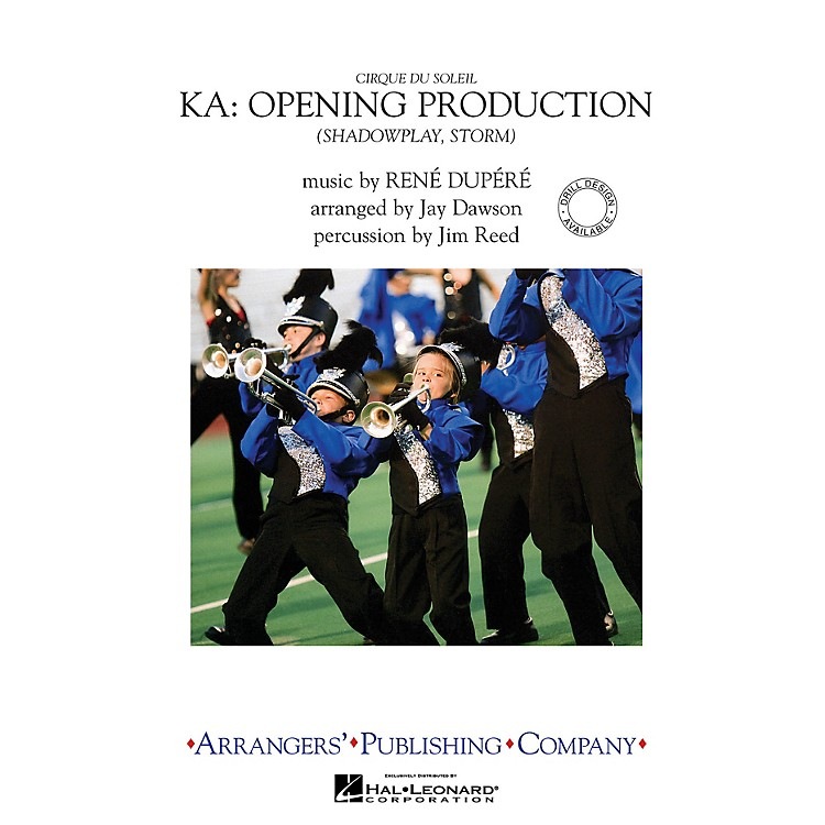 ArrangersCirque du Soleil KA - Opening Production (Shadowplay and Storm) Marching Band Level 3 by Jay Dawson