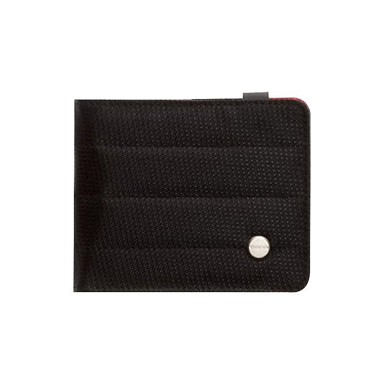 MONOCivilian Die Cut WalletJet Black