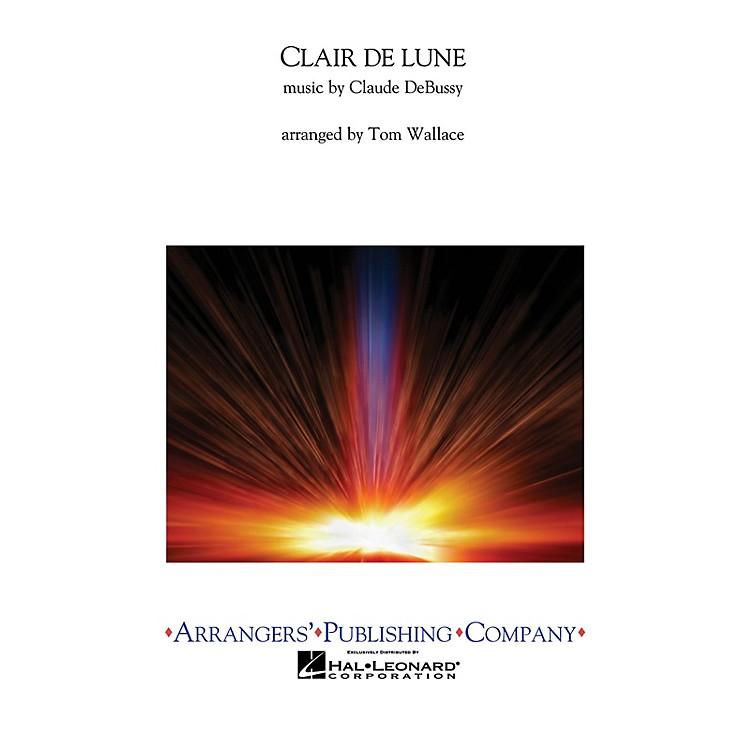 ArrangersClair de Lune Concert Band Arranged by Tom Wallace