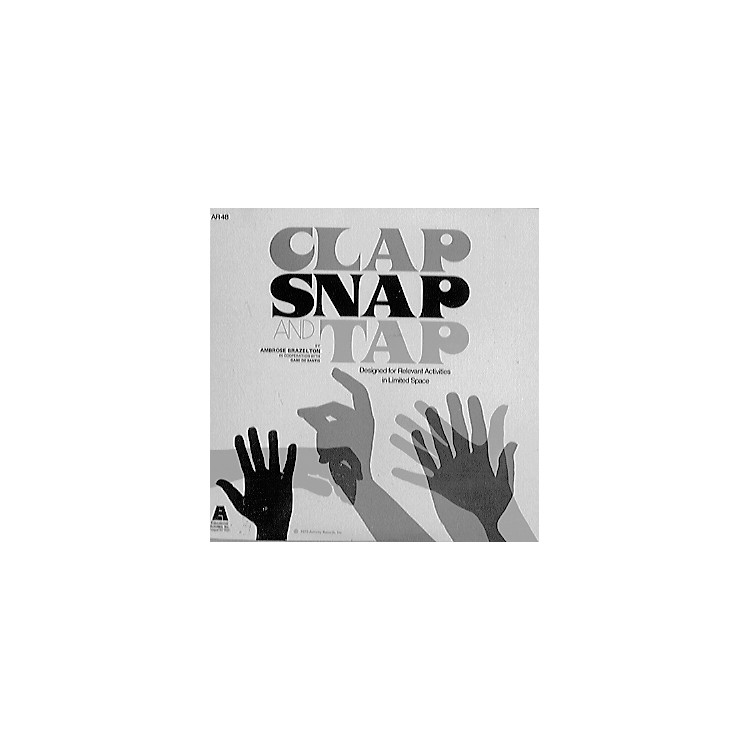 Educational ActivitiesClap Snap And Tap