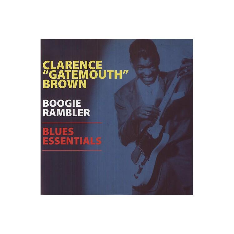 AllianceClarence Brown - Boogie Rambler - Blues Essentials