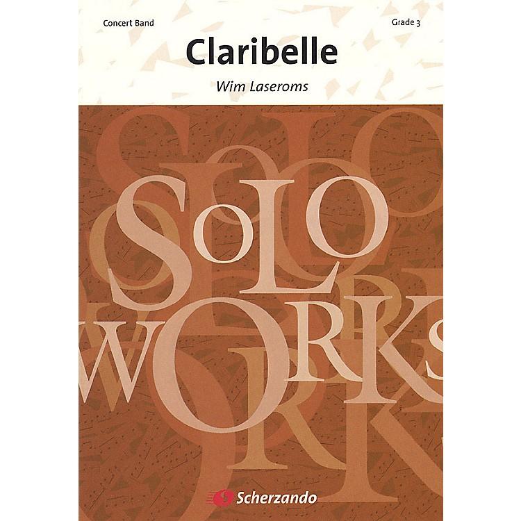 De Haske MusicClaribelle (Score & Parts) Concert Band Level 3 Composed by Wim Laseroms