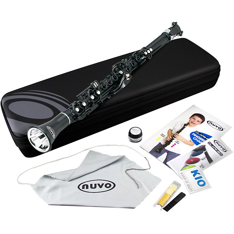 Nuvo Clarineo Standard Kit Black
