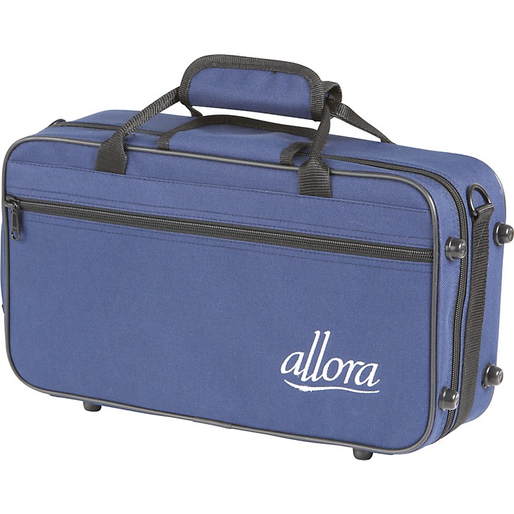 Allora Clarinet Case Blue, without Exterior Pocket
