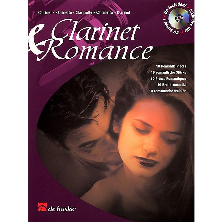 De Haske MusicClarinet & Romance De Haske Play-Along Book Series