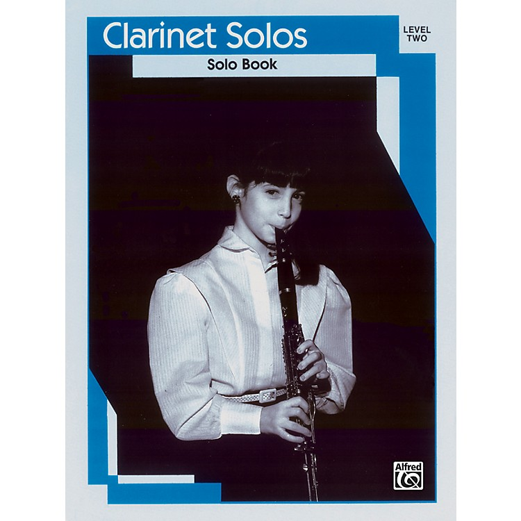 Alfred Clarinet Solos Level II Solo Book