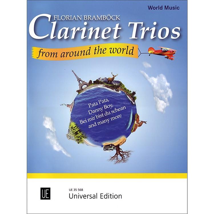 Carl FischerClarinet Trios From Around the World