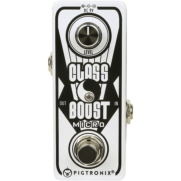 PigtronixClass A Boost Micro Effects Pedal
