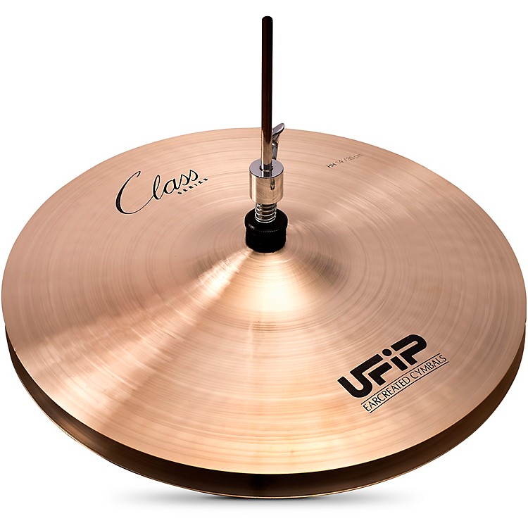 UFIPClass Series Heavy Hi-Hat Cymbal Pair14 in.