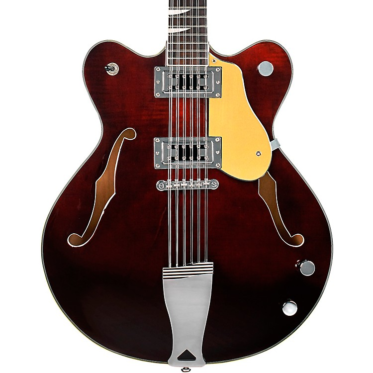EastwoodClassic 12 12-String Electric GuitarWalnut