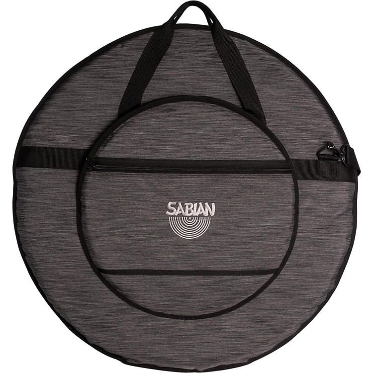 Sabian Classic 24 Cymbal Bag Heathered Black