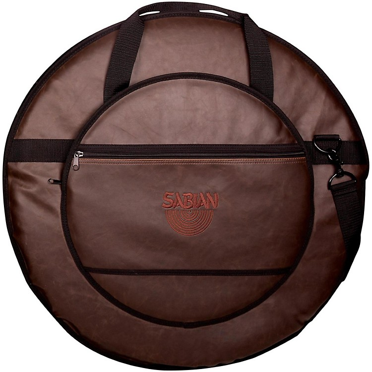 SabianClassic 24 Cymbal BagVintage Brown