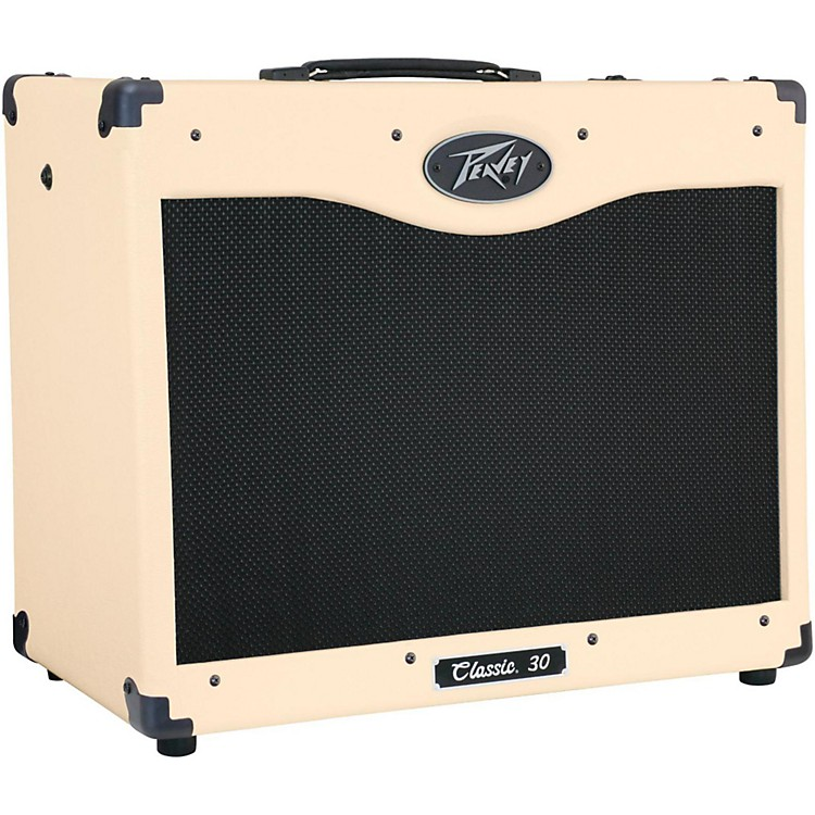 PeaveyClassic 30 Special Edition 30W 1x12 Tube Guitar Combo Amp Ivory