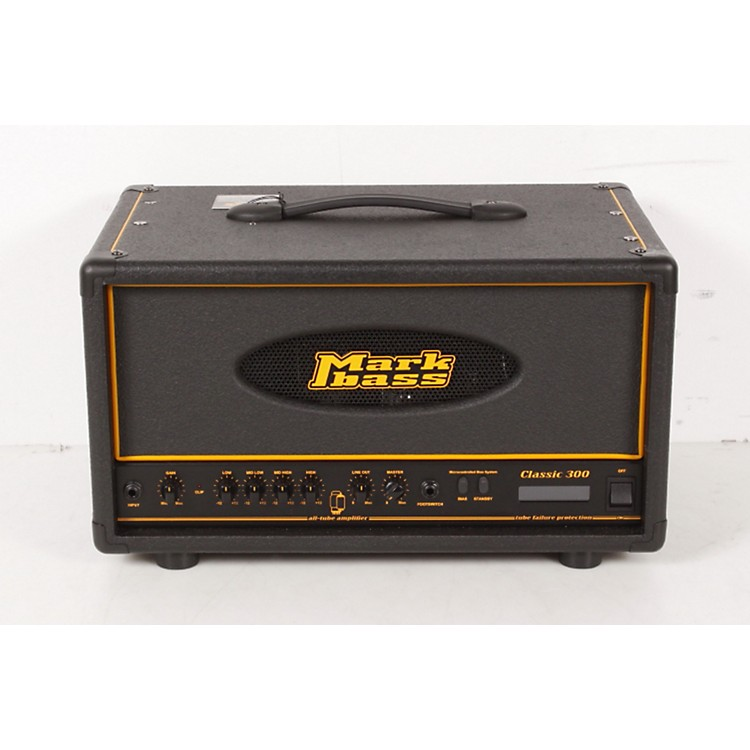 MarkbassClassic 300 300W Tube Bass Head886830566516