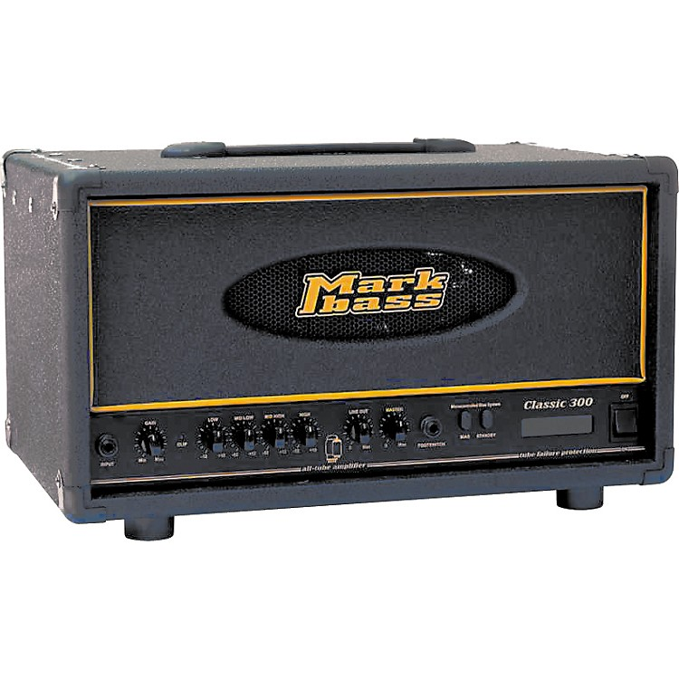 MarkbassClassic 300 300W Tube Bass Head