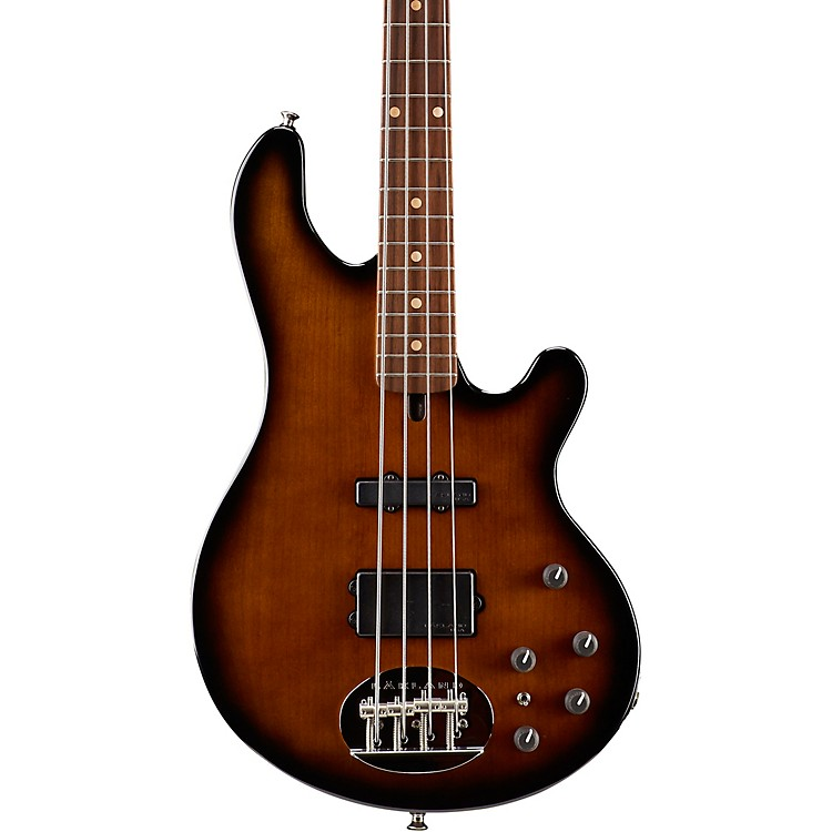 LaklandClassic 44-14 Rosewood Fretboard Electric Bass GuitarTobacco Sunburst