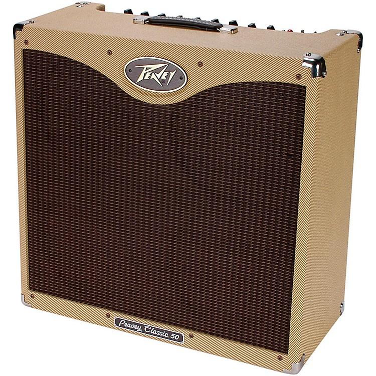 PeaveyClassic 50 50W 4x10 Tube Combo Guitar Amp
