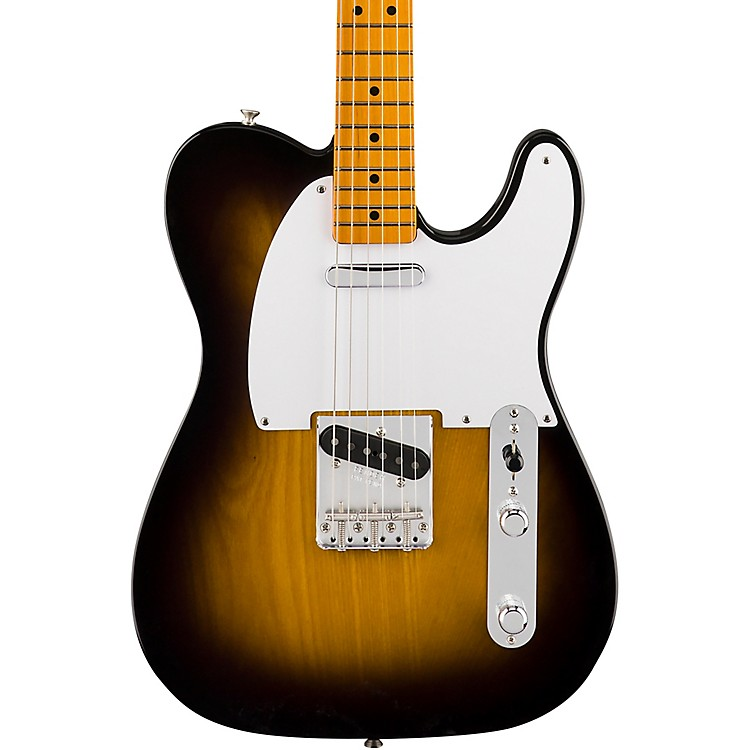 Fender Classic '50s Telecaster Lacquer Electric Guitar 2-Color Sunburst