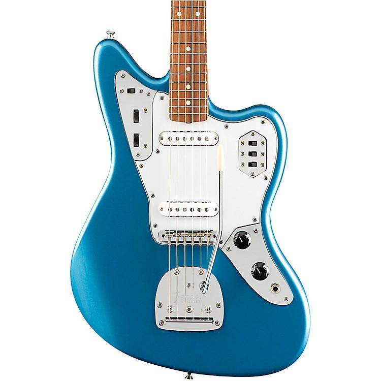 FenderClassic '60s Jaguar Lacquer Electric GuitarLake Placid Blue