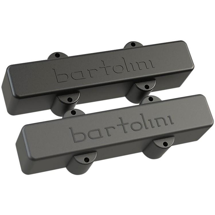 BartoliniClassic Bass Series 5-String J Bass Dual Coil Deep Tone Pickups Set Long/Long
