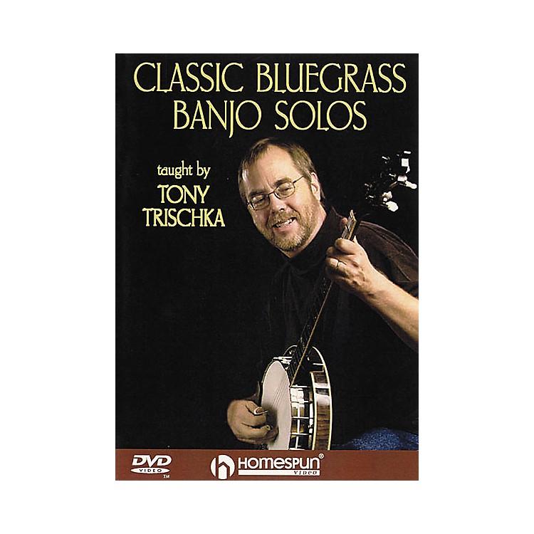 HomespunClassic Bluegrass Banjo Solos (DVD)