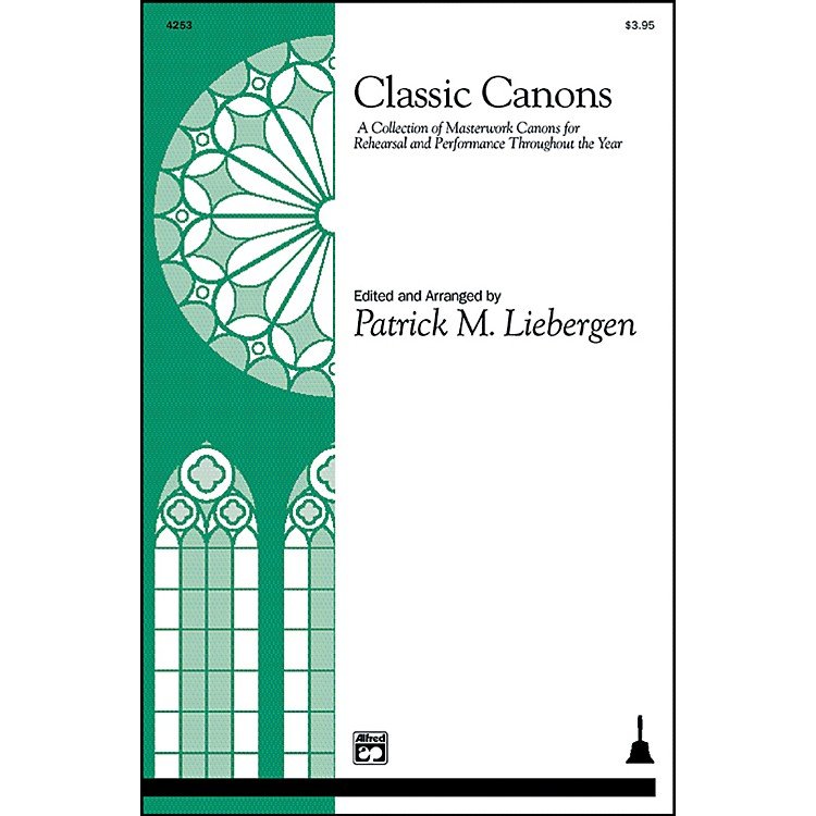 Alfred Classic Canons Book