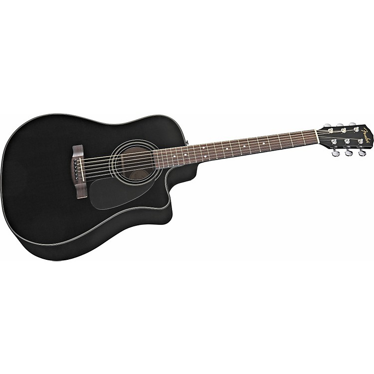 Fender classic design series cd 110ce dreadnought cutaway for Acoustic guitar decoration