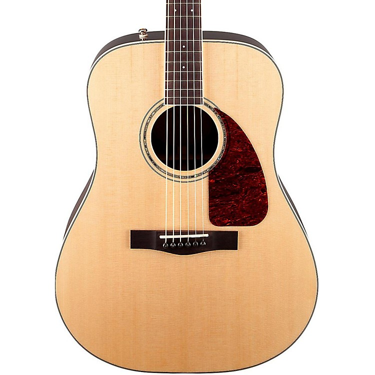 Fender Classic Design Series CD-320ASRW Dreadnought Acoustic Guitar Natural