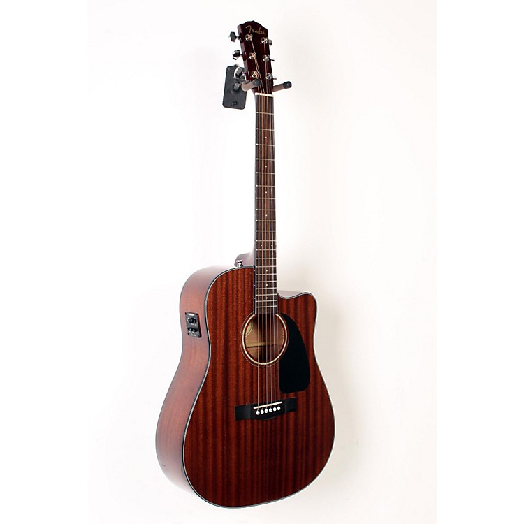 FenderClassic Design Series CD-60CE All-Mahogany Cutaway Dreadnought Acoustic-Electric GuitarNatural888365917849